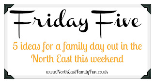 What's On in the North East for Kids & Families 20th & 21st August
