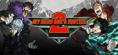 My Hero Ones Justice 2 Cover