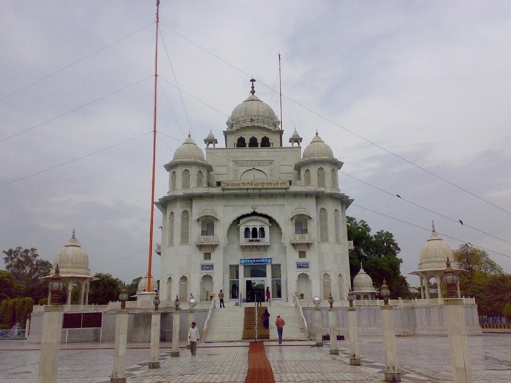 Gurdwara Rakab Ganj Sahib   Sikh History