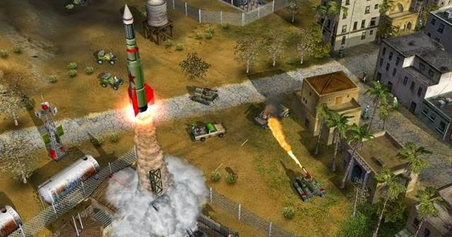 Download game command and conquer generals zero hour full