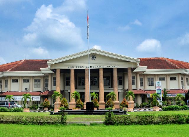 Penerimaan Besar Besaran Pegawai RSUD Prof. Dr. Margono Soekarjo Purwokerto Tahun 2018