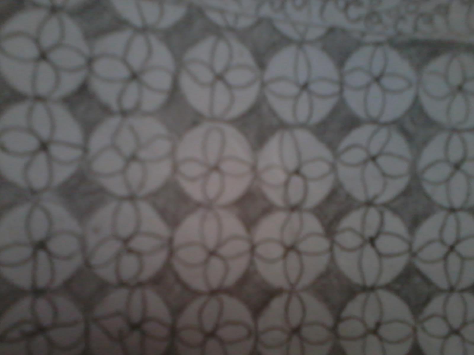 Kreasi Tangan Desain Batik