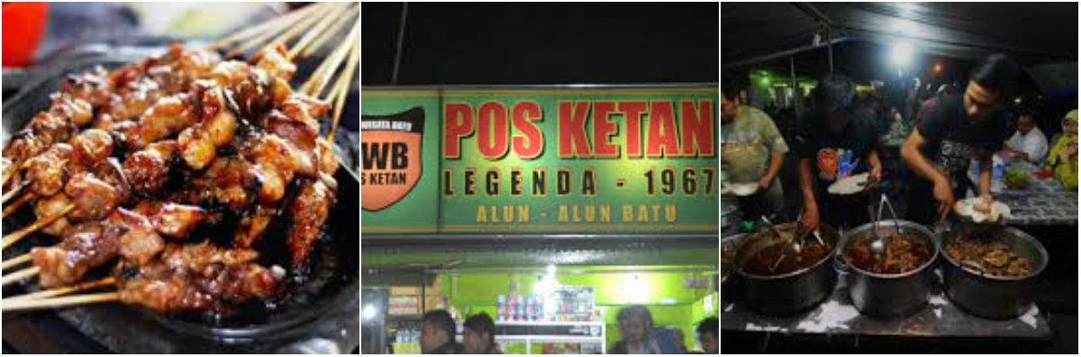 Guide Batu Malang Kuliner Kota Batu