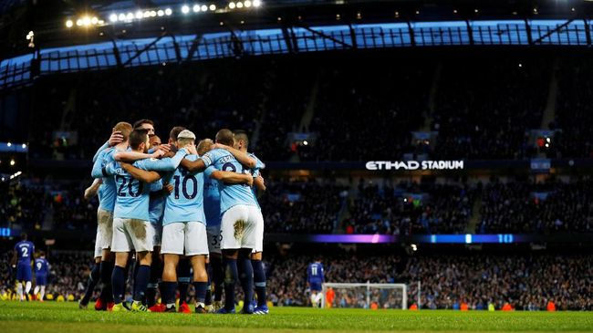 Pembantaian Chelsea Dan Pesan Man City Kepada Liverpool 2019