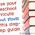 A Step By Step Guide to Choosing Your Homeschool Curricula Without Losing Your Mind