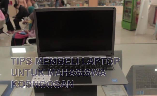 laptop bekas mahasiswa