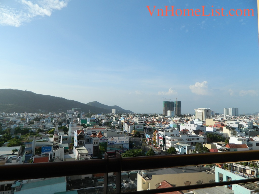 Apartment for Rent FURNISHED Vung Tau Centre