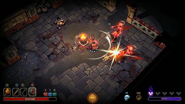 Curse of the Dead Gods (2021) PC Full Español