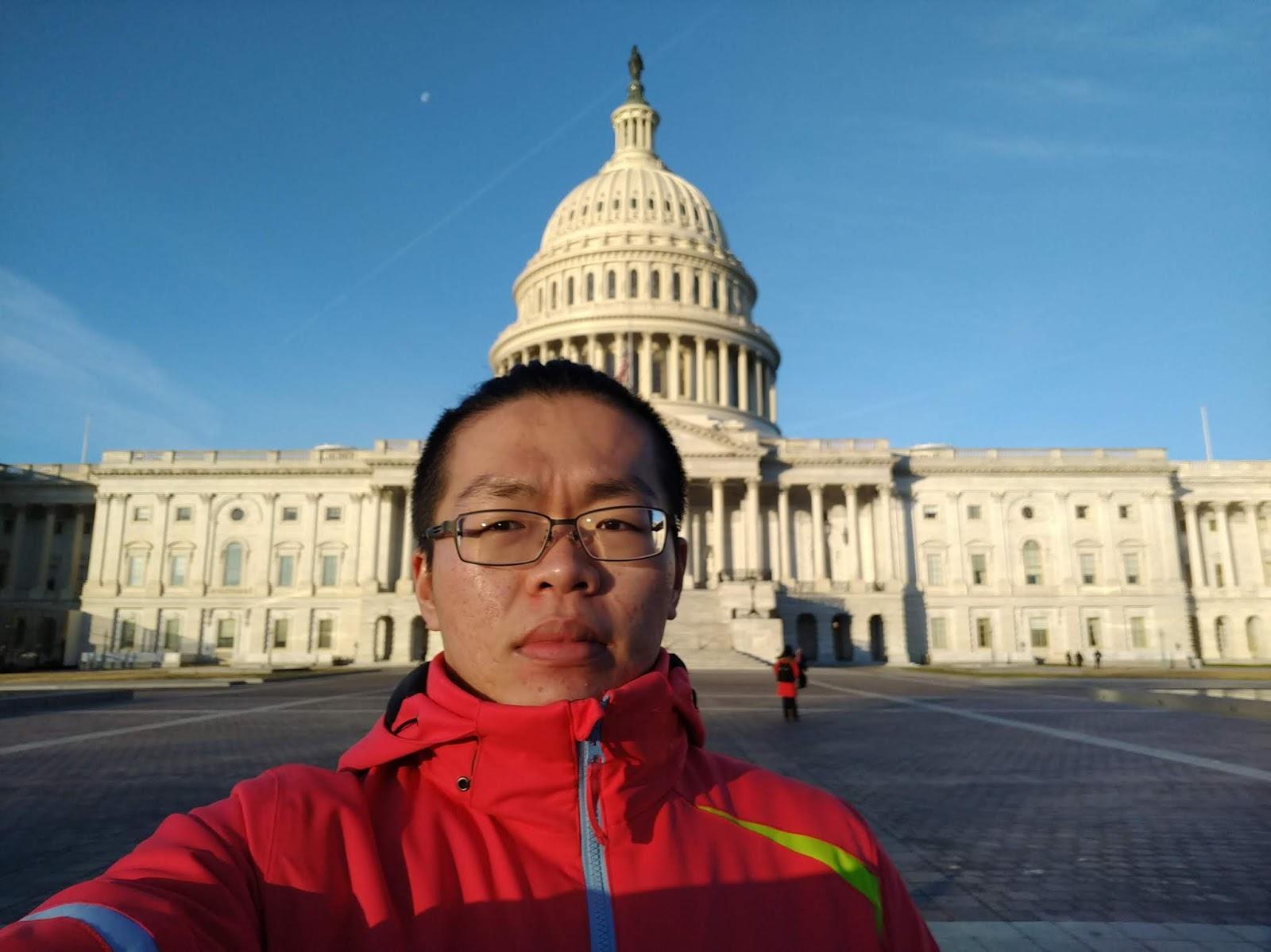 寒假東北美自助旅行—巴爾的摩與華盛頓