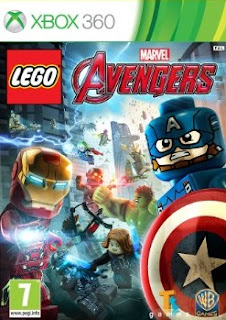 LEGO Marvel's Avengers (X-BOX 360) 2016 DUBLADO PT-BR