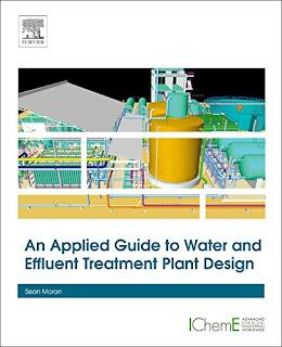 Sean Moran IChemE Official Book Water Treatment Plant Design