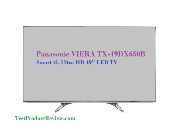 Panasonic VIERA TX-49DX650B Smart 4k Ultra HD 49″ LED TV
