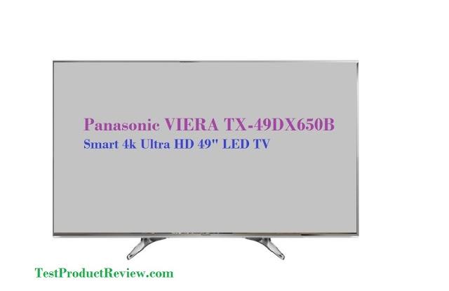 Panasonic VIERA TX-49DX650B Smart 4k Ultra HD 49 LED TV