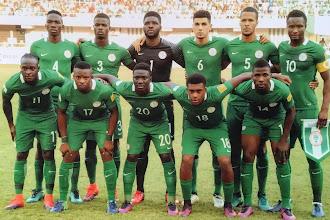 Nigeria moves up nine spots in latest FIFA ranking