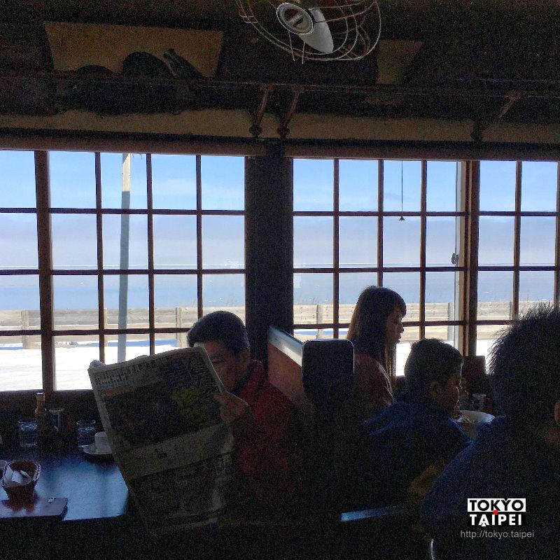 【停車場】木造老車站改造成復古餐廳 邊看海景邊喝咖啡