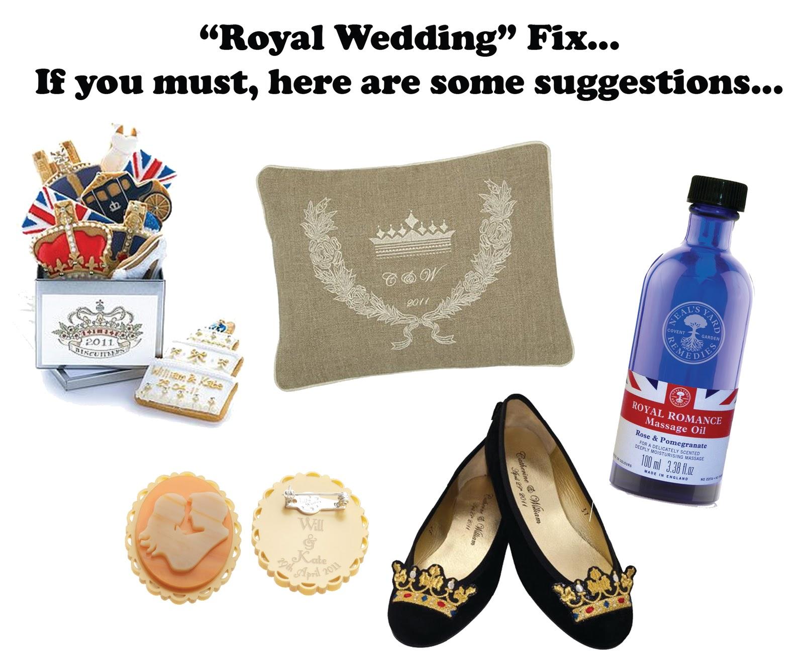 Royal Wedding Gifts