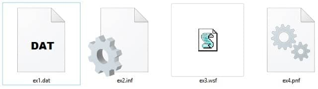 सिस्टम फाइल (System Files)