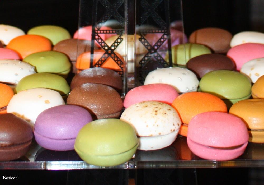 Paris Chocolat Macaronia