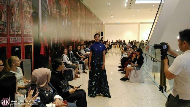 Unravel INTIChange 03 Fashion Show, INTI International College Subang, INTI Center of Art & Design,