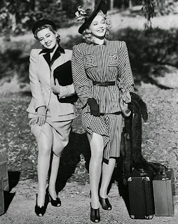 Carole Landis Joan Blondell