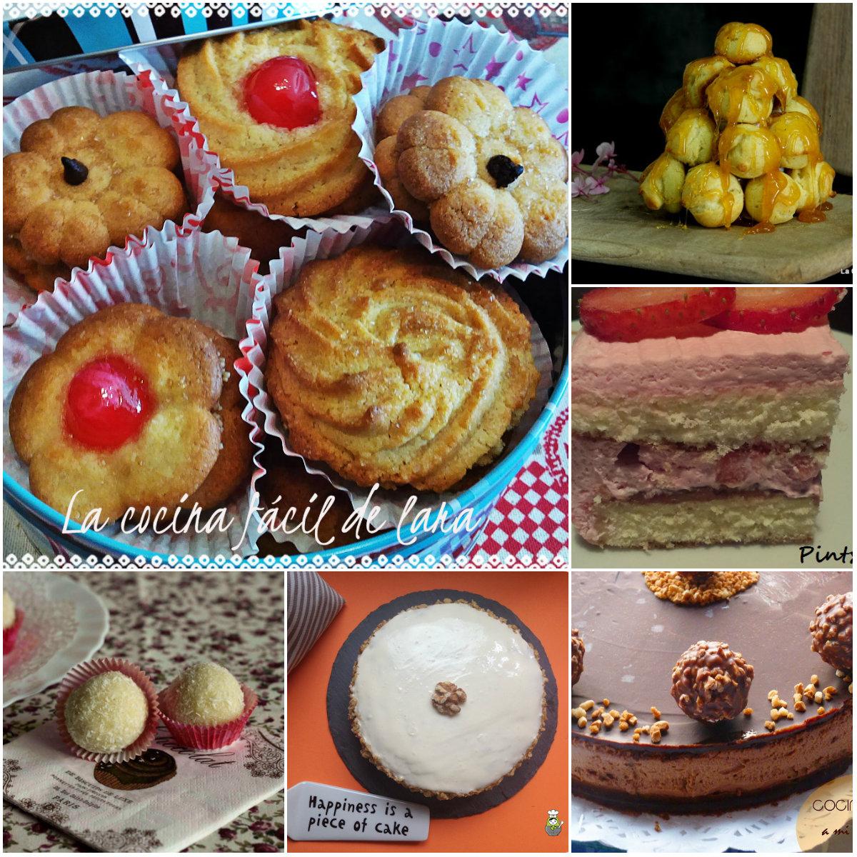 6 ideas dulces para celebrar el día de la madre - la cocina facil de ...