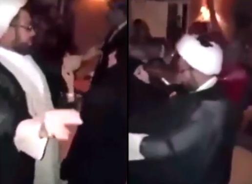 Video Imam Syiah, Pesta Di Diskotik / Bar Bersama Wanita