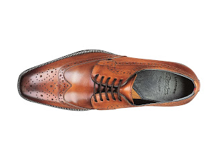 Bata European collection tan shoes INR- 4999