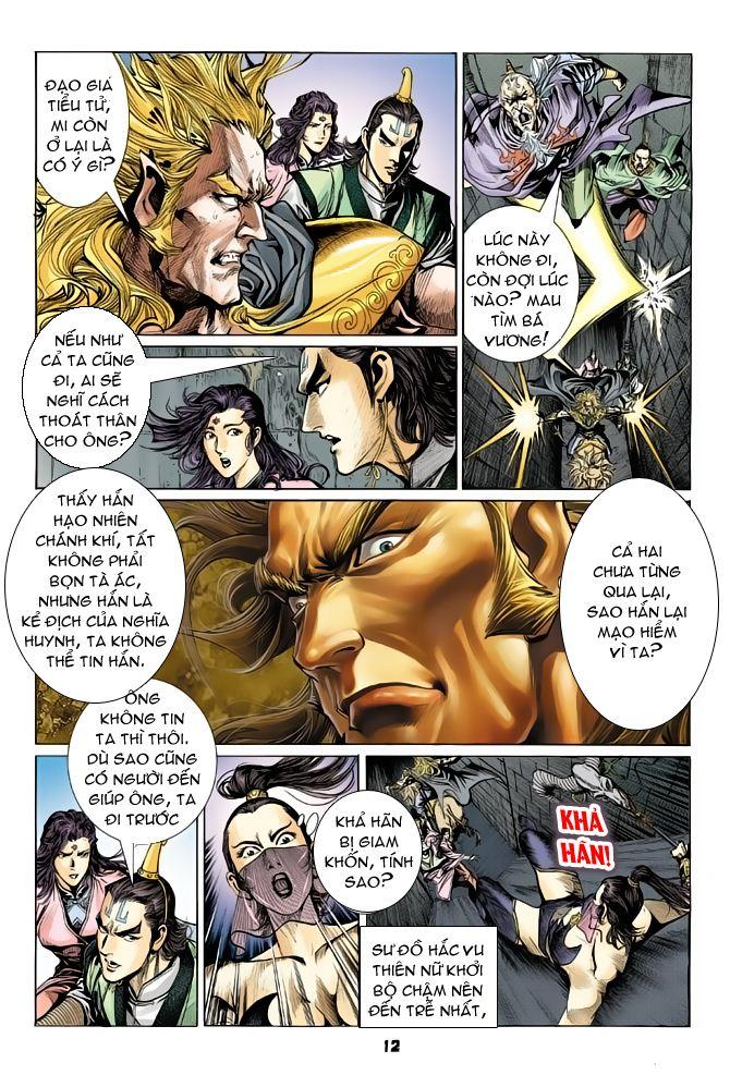 Đại Đường Uy Long chapter 50 trang 12