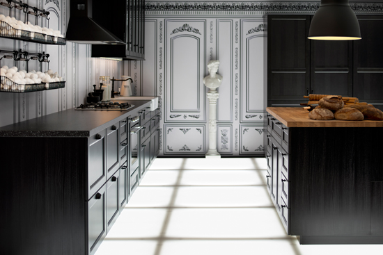 ikea launches a whole new kitchen system stylizimo. Black Bedroom Furniture Sets. Home Design Ideas