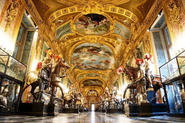 Pallazo Reale em Turim na Itália