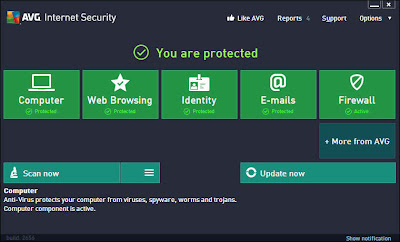 AVG Internet Security 2013 BETA