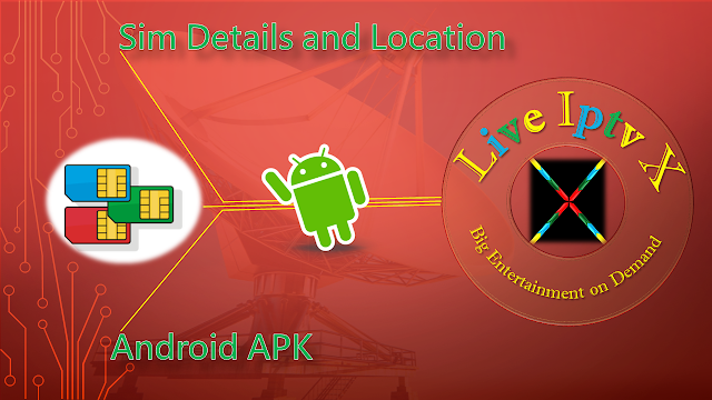 Sim Details and Location APK