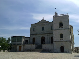 The Basilica di San Gerardo developed from the chapel in Materdomini where Maiella died