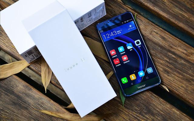 8 Sebab Untuk Dapatkan Huawei Honor 8