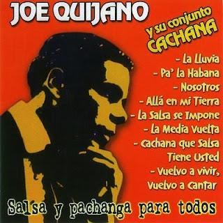joe quijano salsa pachanga
