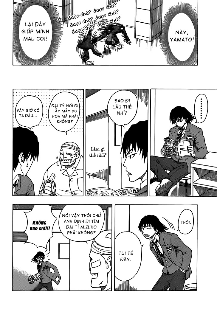 Takamagahara chap 6 trang 13