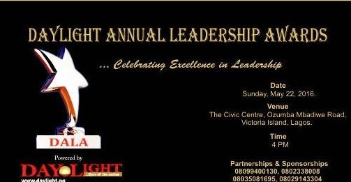 Dala Awards: Nollywood Stars Gear Up For Daylight Annual Leadership Awards