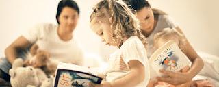 Menstimulus Otak Bayi Dengan Memberikan Cerita Dongeng Anak
