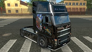 Volvo 2009 RiS Logistic skin