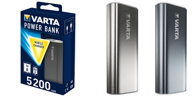 Varta Power Bank 5200