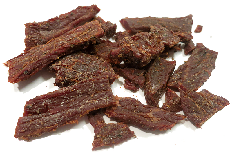 Naked Cow All Natural Grass Fed Beef Jerky - SAMPLER