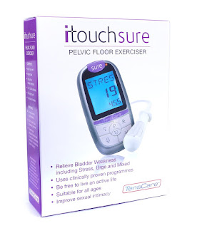 BEST OFFER amazon TensCare itouch Sure Pelvic Floor Exerciser £44.99 Can cure incontinence