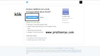 Cara Membuat Auto Tweet di Twitter