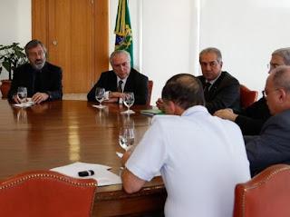 Temer estuda envio de Forças Armadas para atuar contra o crime organizado na fronteira do Mato Grosso do Sul