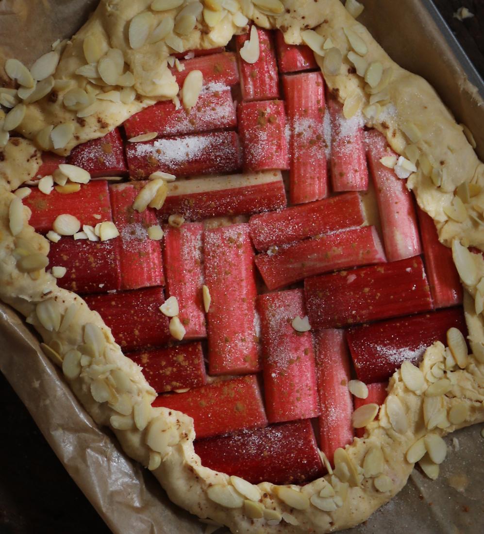rhubarb rhubarb rhubarb