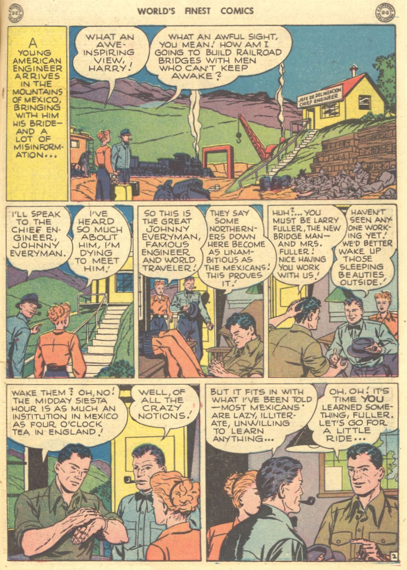 Read online World's Finest Comics comic -  Issue #28 - 52