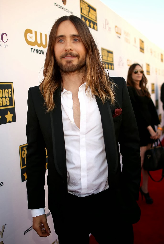 Celeb Diary: Jared Let...