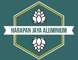 Lowongan Kerja Marketing, Admin, Supir Truk, Tenaga Kenek di Harapan Jaya Alumunium