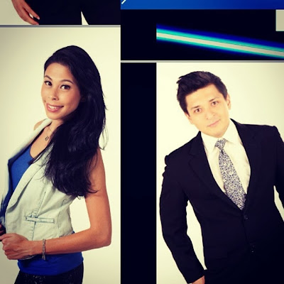 The emcee for SHOUT! AWARDS 2013 will be Natalie Kniese and Razif Hashim.