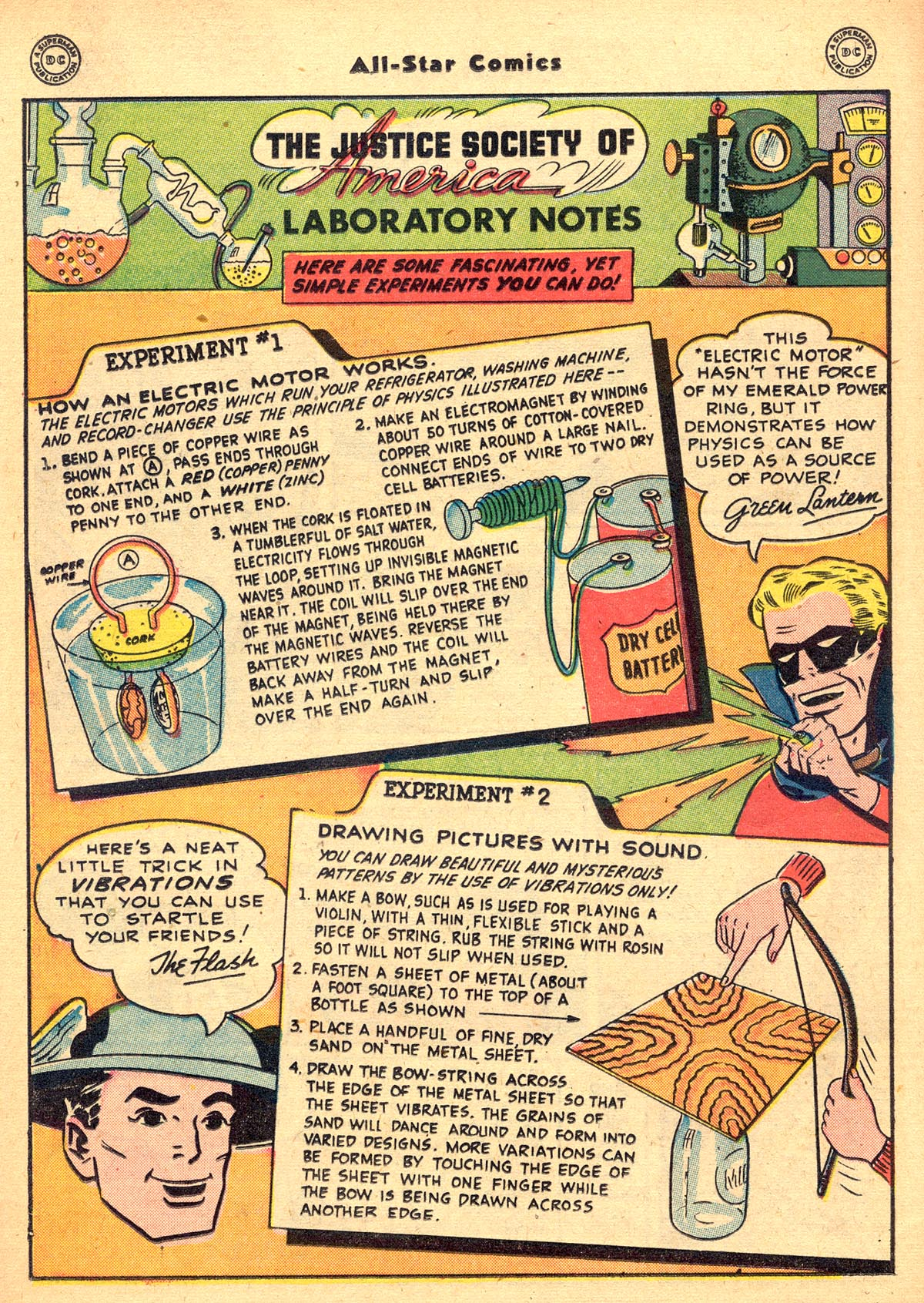 Read online All-Star Comics comic -  Issue #48 - 38